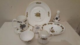 Royal Tara Bone China Collection - Varied Items - Excellent Condition (£33 ONO)