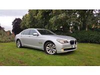 BMW 7 SERIES 3.0 730d SE