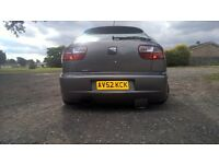 Seat leon 20 v turbo cupra r kit