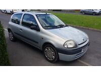 1999 Renualt Clio 1.2 in Grey with 10mth MOT