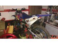 Dirt bike yamaha ttr 150 rep