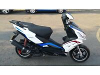 LEXMOTO FMR 125 2017 125CC NEW CONDITION.