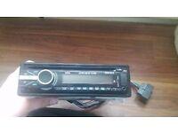 carsio car stereo/radio