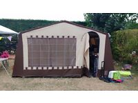 Retro Conway Camper DL Trailer in immaculate condition