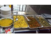 FOOD CATERING/INDIAN ASIAN FOOD/PARTIES/WEDDINGS/BIRTHDAYS