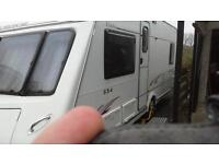 Caravan Breathable cover will fit Elddis 534 ,6 mtrs in length
