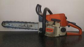 stihl 023/c chainsaw