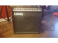 Laney Amp.
