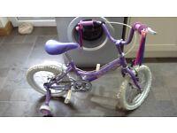 Kids dawes bike age 4 to7