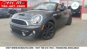 2012 MINI Cooper Roadster S Convertible - AMAZING CONDITION