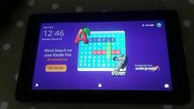 Amazon Fire 7inch tablet