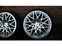 "19"" rotaform rotas alloys 5x112 for sale fit vw audi seat ford galaxy, px towards nice 18's or 19's"