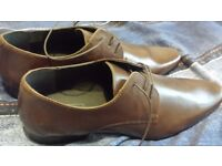 NEW: Brown Men's Formal Shoes Size 11