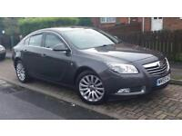 Vauxhall insignia 2.0 cdti 16v elite model top of the range with every added extra