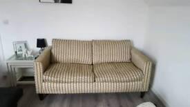 Laura Ashley 3 seater sofa.