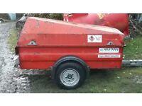 Diesel Bowser 1100 litre £750 plus vat £900
