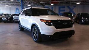 2015 Ford Explorer AWD, Leather, Sunroof, Heated Seats