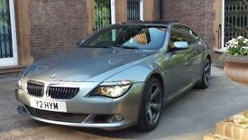 BMW 635d Sport Facelift Mega Spec From Factory May PX Audi S3 Mercedes Benz A5 A6 Rs4 S5 M6 640d