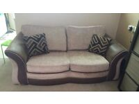 Dfs sofa bed for sale from a smoke free home