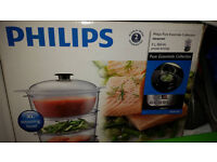 Philips Pure Essentials HD9140 900W Steamer- used just once