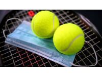 We are looking for tennis lessons!