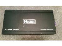 Magnat amp amplifier