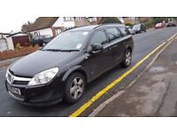 PCO LICENCE,DIESEL VAUXHALL ASTRA 1,7
