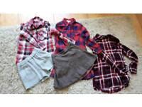 Age 8 girls clothes bundle