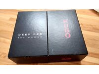 HUGO Deep Red ladies gift set