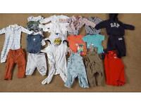 Baby boy 6-9m bundle
