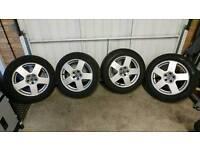VW/AUDI Alloy Wheels