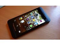 BLACKBERRY Z10, UNLOCKED IN VERY GOOD CONDITION!!!