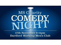 MS Charity Comedy Event