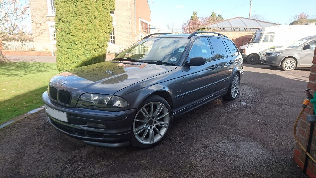 bmw e46 330d touring 2001 top spec in berkeley gloucestershire gumtree. Black Bedroom Furniture Sets. Home Design Ideas
