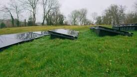 Renusol Solar Panel Buckets