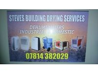 DEHUMIDIFIERS LARGE INDUSTRIAL MACHINES OR SMALL INDUSTRIAL MACHINES ALL IN GOOD WORKING CONDITION