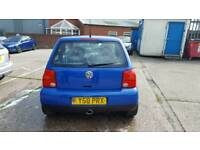 VW Lupo 1.4s sport Engine Breaking Spares