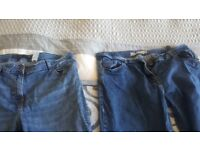 For Sale 2 pair of Next jeans