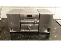 Microsystem ALBA - CD/radio - full working order