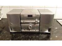 Microsystem ALBA - CD/radio - full working order