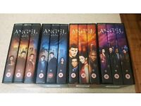 Angel box set series one and two VHS