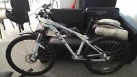 Hardly used Womens GT mountain bike