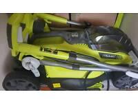 Ryobi Hybrid Lawnmower RLM18C36H225. Bare Unit Brand New