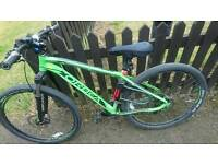 Orbea mx29 20 mountain bike swap for 125cc bike or £300