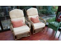 Conservatory furniture in good condition