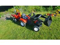 Falk pedal tractor