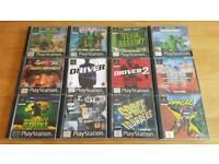 PS1 games PlayStation