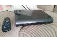2TB Sky Box with remote and power lead