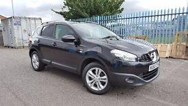 2010 Nissan Qashqai 1.5 dCi N-TEC 2WD, 5 Door, F/S/H, 1P/OWNER, SAT-NAV, PANA ROOF, FULLY LOADED