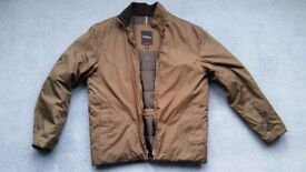 London Fog Jacket, Mens Small Size, Brand new, Zipped pocket inside, Contact me soon as, Cheap £12